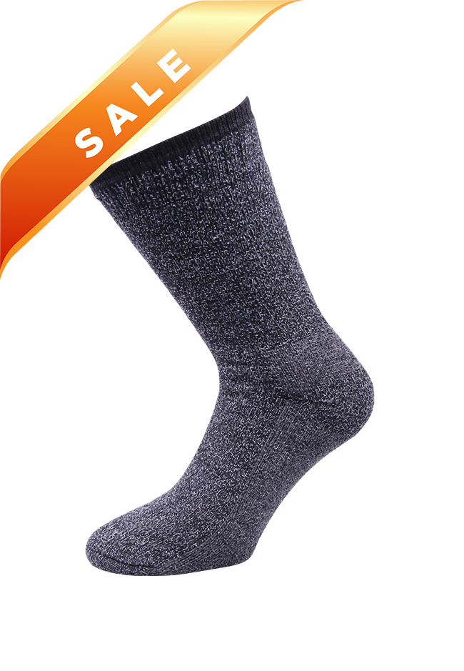 Brandless Worker Men Sock